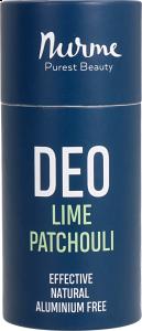 Nurme Natural Deodorant Laim + Patchouli (80g)