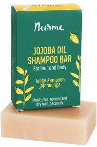 Nurme Cietais šampūns ar žožobas eļļu (100g)