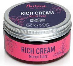 Nurme Rich Cream Monoi Tiare (100mL)