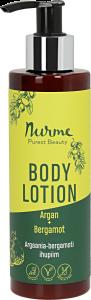 Nurme Body Lotion Argan + Bergamot (200mL)