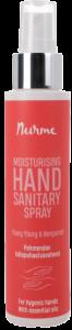 Nurme Moisturising Hand Sanitary Spray Ylang-Ylang and Bergamot (100mL)