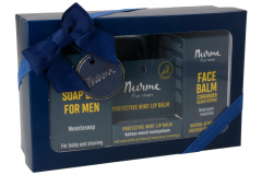 Nurme Facial Gift Set for Men