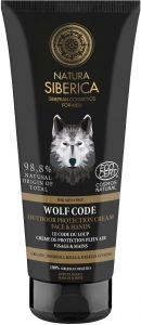 Natura Siberica Men Wolf Code Outdoor Protection Cream For Face & Hands (80mL)