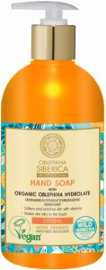 Natura Siberica Oblepikha Softening Hand Soap (500mL)