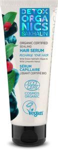 Natura Siberica Detox Organics Sakhalin Organic Certified Sealing Hair Serum (75mL)