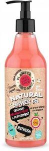 "Skin Super Good Natural Shower Gel ""Refresh"" (500mL)"