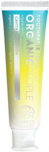 Organic People Organic Certified Toothpaste Ginger Fizz (85g)