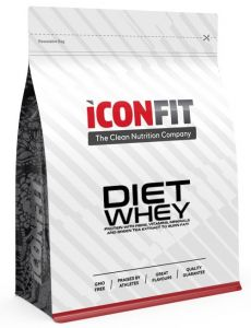 ICONFIT Diet Whey (1000g) Vanilla