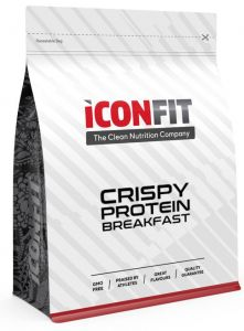 ICONFIT Crispy Protein Breakfast (500g) Raspberry-coconut