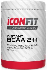 ICONFIT Bcaa 2:1:1 (400g) Cranberry