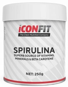 ICONFIT Spirulina Natural Powder (250g)