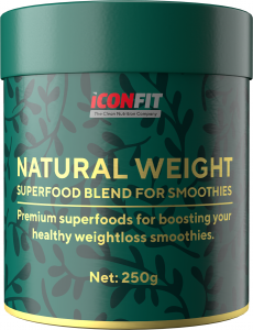 ICONFIT Natural Weight (250g) Raw Cacao