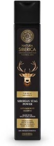 Natura Siberica Men Anti-dandruff Shampoo Siberian Stag Power (250mL)