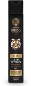 Natura Siberica Men Energy Shampoo For Body And Hair Fury Of The Tiger (250mL)