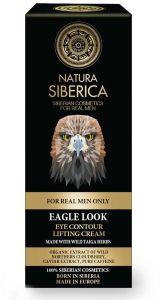 Natura Siberica Men Eye Contour Lifting Cream Eagle Look (30mL)
