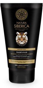 Natura Siberica Men Reviving Face Cleansing Scrub Tiger's Paw (150mL)