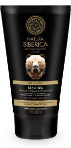 Natura Siberica Men Awakening Face Washing Gel Bear Hug (150mL)