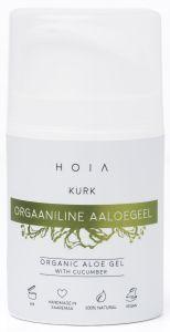 Hoia Homespa Organic Aloe Gel with Cucumber (50mL)