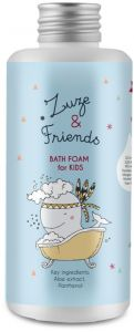 Zuze & Friends Bath Foam (250mL)
