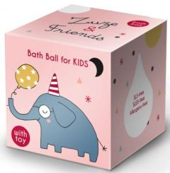 Zuze & Friends Bath Ball Elephant (60g)