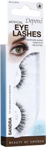 Depend Artificial Eye Lashes Sandra + Glue