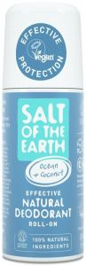 Salt of the Earth Ocean & Coconut Natural Roll On Deodorant (75mL)