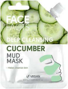 Face Facts Deep Cleansing Seaweed Mud Mask (60mL)