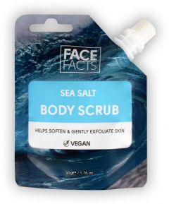 Face Facts Sea Salt Body Scrub (50g)