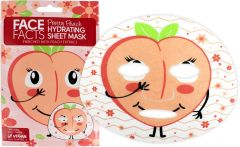 Face Facts Hydrating Sheet Mask Peach