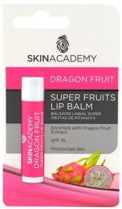 Skin Academy Lip Balm Super Fruits Dragon Fruits (4,25g)