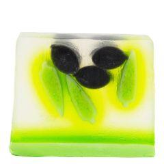 Bomb Cosmetics Soap Sliced Olive Blossom (100g)