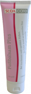 SÜDAcare Foot Balm Plus (150mL)