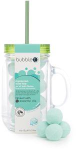 Bubble T Moroccan Mint Tea Mason Jar