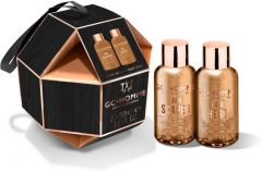 The Luxury Bathing Company Gift Set Gc Homme Decadent Duo