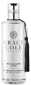 Grace Cole Bath and Shower Gel White Nectarine & Pear (300mL)