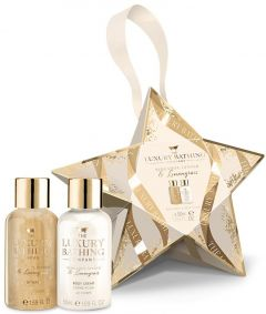 The Luxury Bathing Company Gift Set Bergamot, Ginger & Lemongrass Reveal