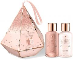 The Luxury Bathing Company Gift Set Creme Brulee & Orange Adorable