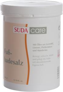 SÜDAcare Foot Bath Salt (1000g)
