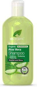 Dr. Organic Aloe Vera Shampoo (265mL)