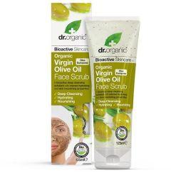 Dr. Organic Olive Face Scrub (125mL)