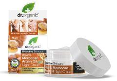 Dr. Organic Argan Night Cream (50mL)