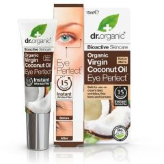 Dr. Organic Coconut Eye Serum Wrinkle Filler (15mL)