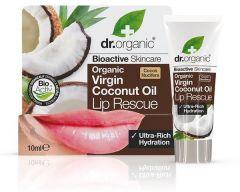 Dr. Organic Coconut Lip Balm (10mL)