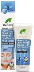 Dr. Organic Dead Sea Anti Aging Bio Plasma Mud Mask (100mL)