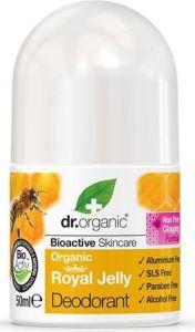 Dr. Organic Royal Jelly Deodorant (50mL)