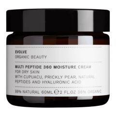 Evolve Organic Beauty Multi Peptide 360 Moisture Cream (60mL)
