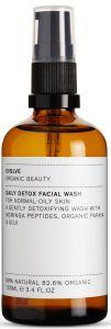 Evolve Organic Beauty Daily Detox Facial Wash (100mL)