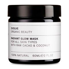 Evolve Organic Beauty Radiant Glow Mask (60mL)