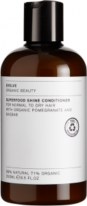 Evolve Organic Beauty Superfood Shine Conditioner (250mL)