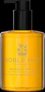 Noble Isle Whisky & Water Bath & Shower Gel (250mL)
